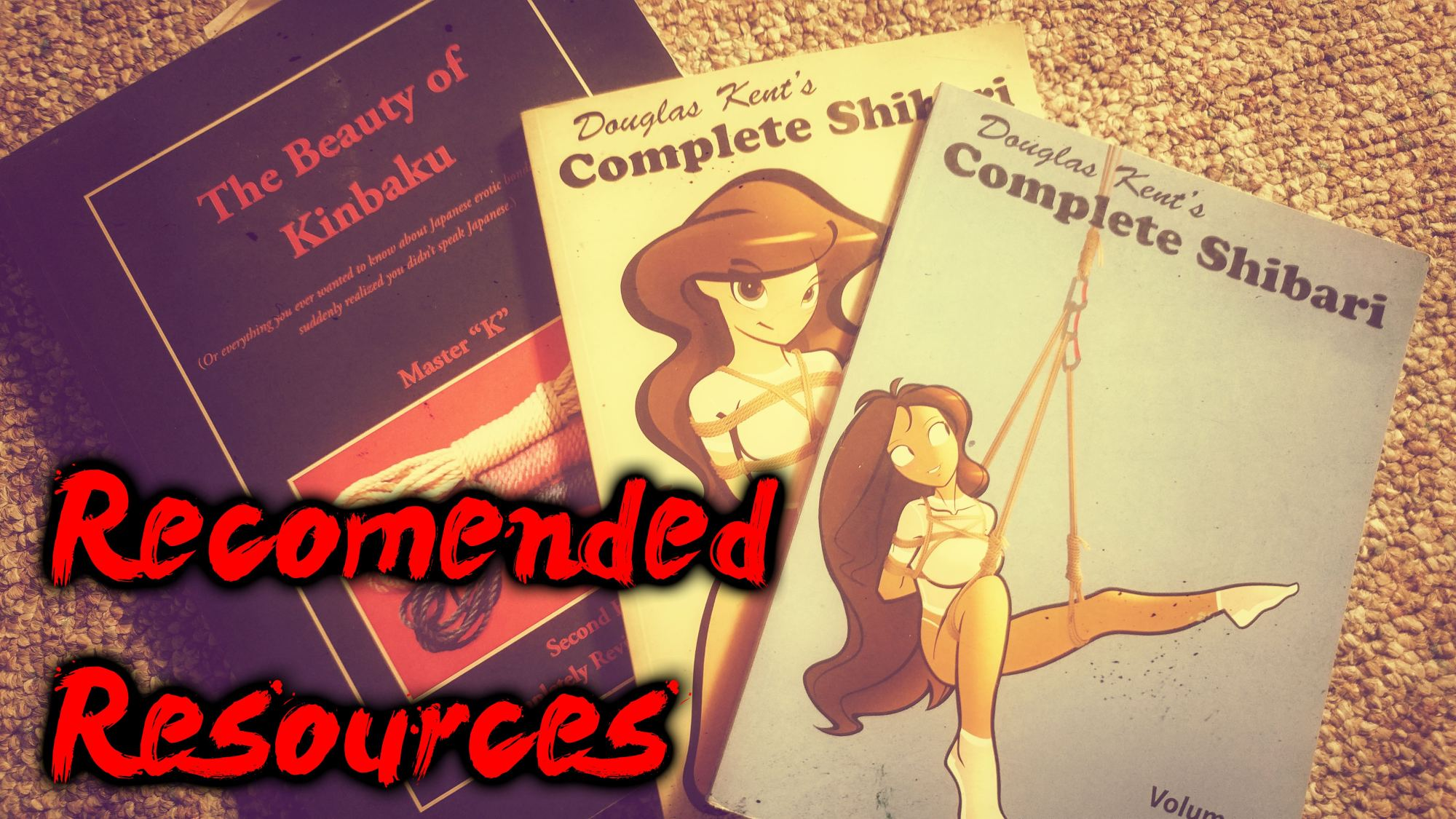 shibari-kinbaku-recommended-resources